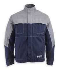 navy grey hb protective clothing hb 4 welders arc jacket