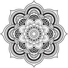 Pagine Da Colorare Mandala Gratis Idee Per Un Nuovo Hobby