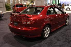 2004 Mazda MAZDA6 - Information and photos - ZombieDrive