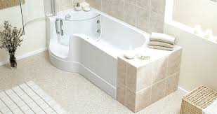 decoration owning a walk in bathtub provides an important safety benefit for users safer tub