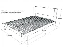 Queen Size Bed Frame Dimensions Queen Size Mattress Dimensions In