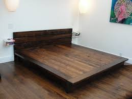 ... make simple modern king platform magnificent reclaimed wood rustic by  wearemfeo on bedroom category with post