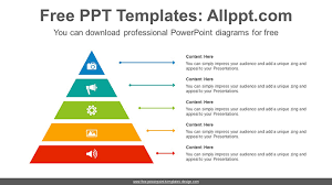 smartart powerpoint templates smart art pyramid powerpoint diagram template