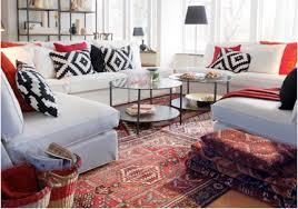 interior design with oriental rugs