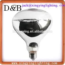 heating bulb for bathroom. poultry heat lamp- bathroom ceiling lamp for food / greenhouses r40 r125 clear heating bulb b