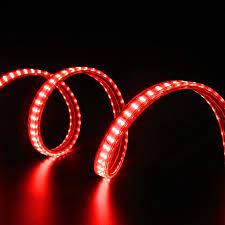 Đèn LED Dây Ngoài Trời Loại 120 Chip Led/m Panasonic NST120R - Ánh Sáng Đỏ  - Thiết bị điện Hecico