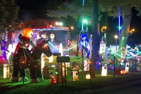 Traverse City Light Power Couple Invites Public To Enjoy Walk Through Halloween