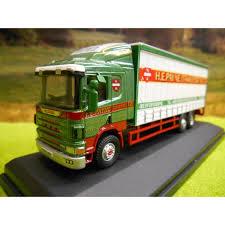 oxford 1 76 scania 94d h e payne 6 wheel curtainsider truck
