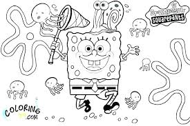 Free Coloring Pages Spongebob Coloring Page Free Coloring Pages To