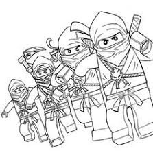 Small Picture Ninjago Coloring Pages Free Printable Greyson LEGO