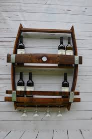 conversation piece wine rack. Beautiful Rustic Wine Racks Made From Napa Valley Barrels Barns Dating Back To The Reclaimed That Utilizes All Parts Of On Conversation Piece Rack