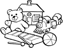 Coloring Pages For Little Kids Pictures Coloring Pages Free