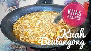Pepes dalam bahasa aceh adalah payeh atau engkot payeh berarti ikan pepes. Kuah Beulangong Khas Aceh Besar Lua Biate Youtube