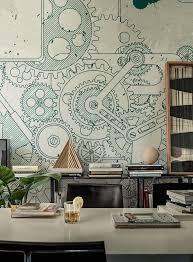 wall deco steampunk furniture decor