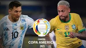 วัดคม เนย์มาร์-เมสซี่ ก่อนเกมชิงโคปา อเมริกา 2021 : PPTVHD36