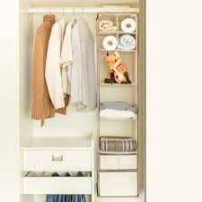 Clothes hanging shelf Ikea Closet Hanging Shelf Maidmax 7shelf Collapsible Nonwoven Baby Nursery Closet Organizer Hanging Accessory Organizer With Top Velcro And Pullout Maidmax Closet Hanging Shelf Maidmax 7shelf Collapsible Nonwoven Baby