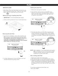 How To Level A Kenmore Refrigerator Page 23 Of Kenmore Refrigerator 7955103 User Guide