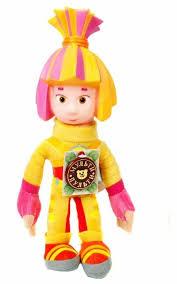 <b>Мягкая игрушка Мульти</b>-<b>Пульти</b> Фиксики Симка 28 см в коробке ...