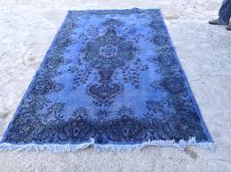 photo of tavares oriental toronto on canada vintage overdyed rugs now in