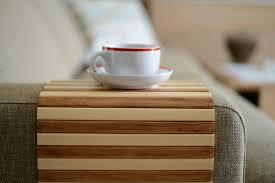 couch armchair table sofa arm table sofa arm accessory table couch arm table for