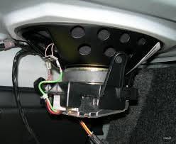 bose wiring then is bose if no amplifier just a simple speaker then is base also in the front doors if your speakers are like these