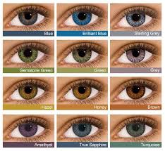 Bausch And Lomb Contact Lenses Color Chart Air Optix Colors 2