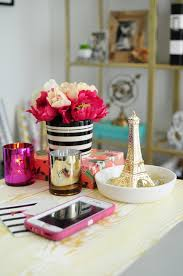 girly office desk accessories best