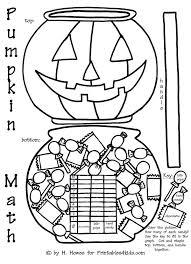 Halloween Coloring Activity Sheets A Worksheet Activity Village ...