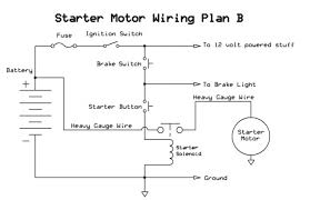 wiring diagram start motor wiring image wiring diagram starter motor diagram wiring starter auto wiring diagram schematic on wiring diagram start motor