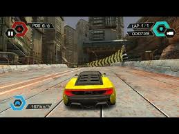 shooting car race super game android in