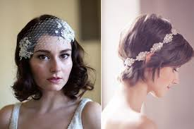 Hairstyles For Bridesmaids 85 Wonderful 24 Romantic Wedding Hairstyles For Short Hair Weddingsonline