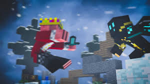 Hey everyone, i've been learning how to render minecraft pictures. Make An 3d Minecraft Cover Photo Or Desktop Wallpaper By Slymeee Fiverr