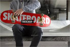 You can use mockups to present your designs to a client. 60 Photoshop Skateboard Mockups Psd Free Vector Designs