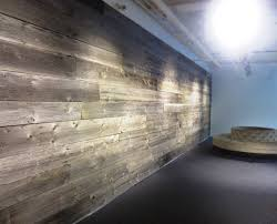 office feature wall. Commercial Office Space Feature Wall With Boards Hand Picked By Www.barnboardstore.com R