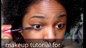 how to makeup for black dark skin women video beginner tutorial how