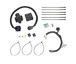 amazon com tow ready 118265 trailer wiring connector kit for honda  at Trailer Hitch And Wiring Harness For Honda Pilot 2016 Cost