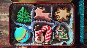 Decorative Cookie Boxes le Shoppe Winter Holiday Baking Christmas Cookie Gift Box 42