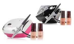 luminess airbrush makeup systems with starter foundations luminess airbrush makeup systems with starter foundations