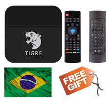 2019 IP TV 5 Tigre Tiger Box Htv IPTV6 B- Buy Online in Northern Mariana  Islands at Desertcart