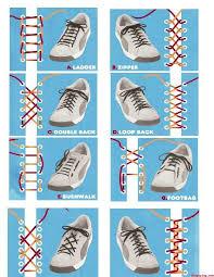 Shoelace Patterns Adorable Schnürsenkel Binden Muster 48f48a48ef48fc48a48ebcc480d48 Shoelace