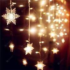 White Indoor Fairy Lights Zdm Snowflake Light String Led 5v White Indoor Fairy Lights For Christmas Day Party Decoration