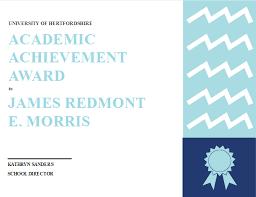 Achievement Certificate Academic Achievement Certificate Free Academic Achievement