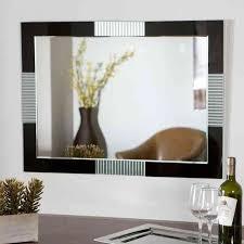 Small Picture Contemporary Wall Mirrors Decorative Amazing Create Contemporary