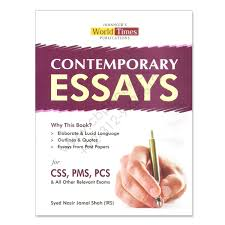 contemporary essays online essay topics jahangir contemporary essays for css pms pcs by syed nasir jamal