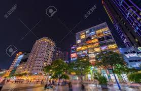 Ho Chi Minh City Vietnam May 18 2018 The Cafe Apartment