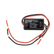 12v Strobe Light Circuit Us 3 43 8 Off New Car Automobiles Motorcycles Truck 12v Flash Strobe Controller Flasher Module For Led Brake Stop Light Car Lamp In Remote Controls