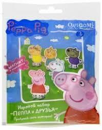"""""""<b>Peppa Pig</b>. <b>Игровой набор</b> """"Пеппа и друзья"""" (02858)"""" купить ..."""
