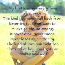 Endless Love Quotes New Love Is Endless Quotes Also Endless Love Love It And This Quote Keep