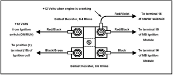 pagoda sl group technical manual electrical crane Ballast Resistor Wiring Diagram wiring with mb transistorised ignition ford ballast resistor wiring diagram