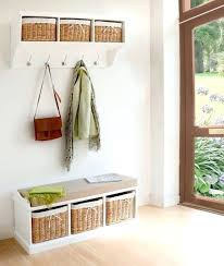 Hall Storage Bench And Coat Rack Coat Rack With Storage Bench Furniture Trendy Hallway Storage Bench 82
